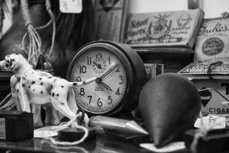 antique valuables on sale at an estate sale
