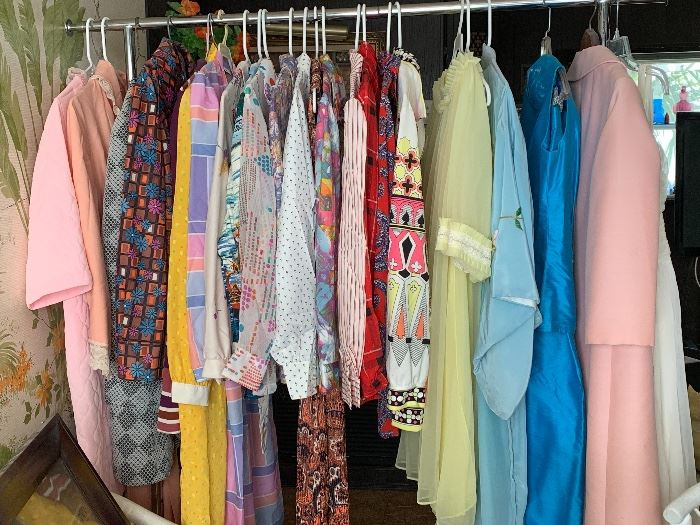Clothing for Sale at Estate Sale Fort Lauderdale