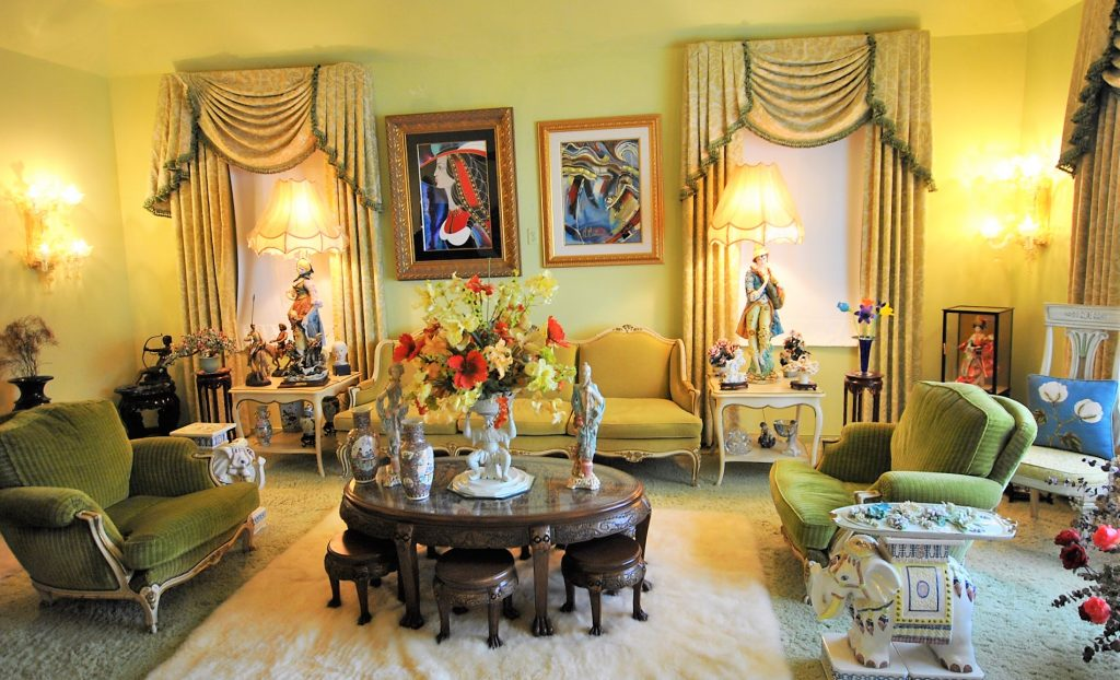 Living Room Pieces at Estate Sale in Fort Lauderdale FL
