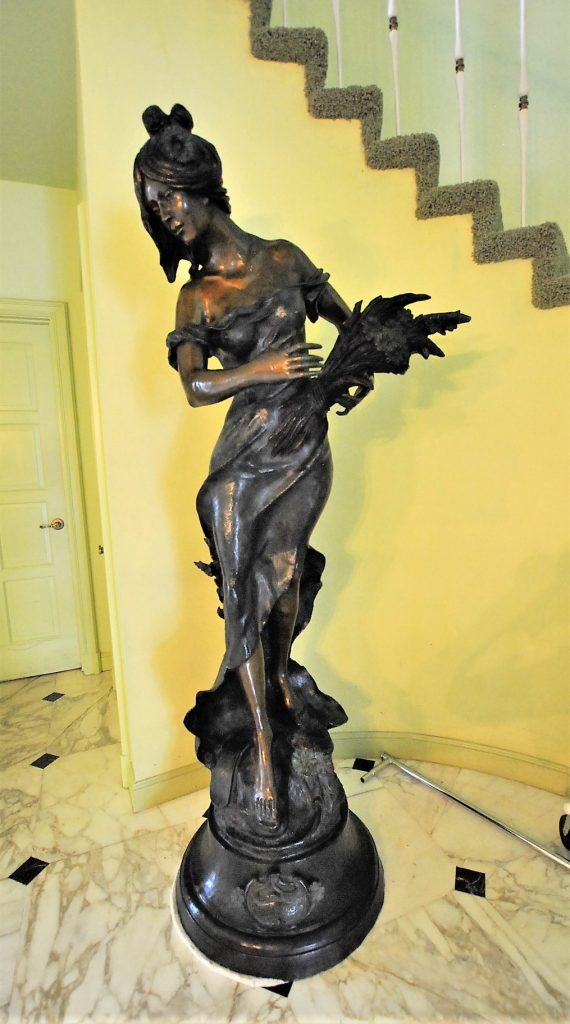 Statue Available at Estate Sale in Fort Lauderdale FL