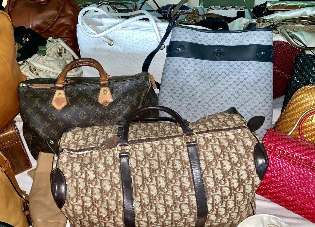 High End Duffel Bags at Estate Sale Fort Lauderdale FL